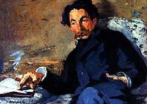 Edouard Manet - Stephane Mallarme