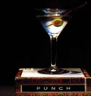 Guy Dehl - Martini и Havana Punch