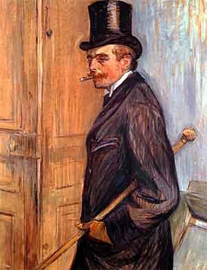 Toulouse-Lautrec - M. Louis Pascal