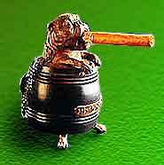 Художественная гильотинка для сигар